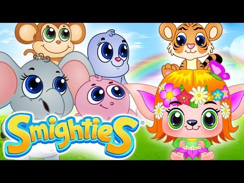Smighties - Funny Day Compilation   Funny Cartoon Video   Videos for Kids
