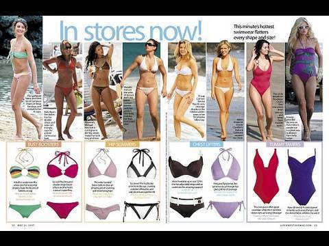 37f4fc746c2 Suit Your Shape: Flattering Swimwear For All Body Types