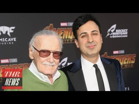 Keya Morgan, Stan Lee's Business Manager, Has Been Arrested  THR