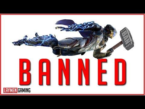 Bioware Bans The
