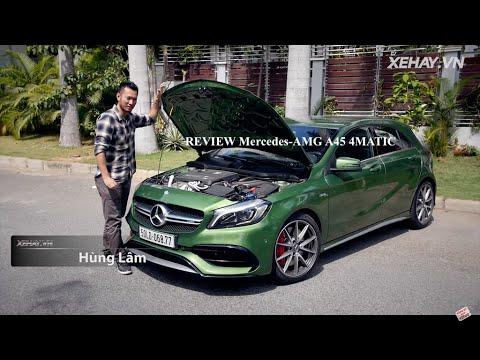 Photo of [XEHAY.VN] Đánh giá xe Mercedes-AMG A45 4MATIC |4k| – XE HAY