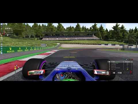 F1AK Season 3- League B- Race 7: Austria