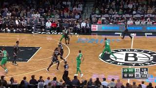 Al Horford screens