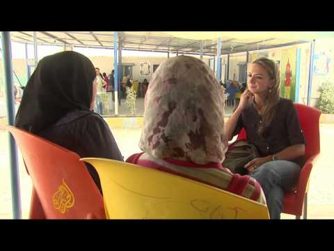 Syria's war children suffer mental illness
