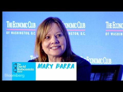 The David Rubenstein Show: Mary Barra