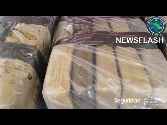 Narco Sub Carrying Nearly 2 Tonnes Of Cocaine Busted By Coast Guard