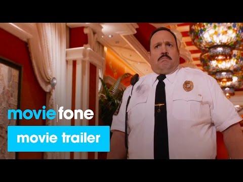 'Paul Blart: Mall Cop 2' Trailer (2015): Kevin James, Raini Rodriguez