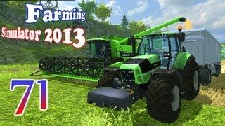 Farming Simulator 2013 ч71 - Покупаем теплицы(Все поля засеяны и у нас появилось