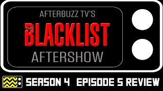 The Blacklist Season 4 Episode 15 Review & After Show | AfterBuzz TV
