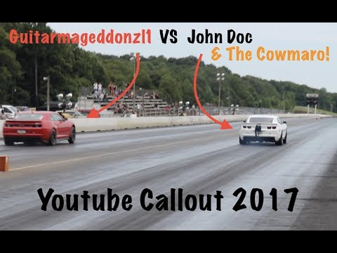 The RACE EVERYONE HAS WAITED FOR!!!!!! Youtube Callout 2017  Streetspeed717
