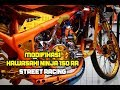 #9 review Kawasaki Ninja RR street racing / racing style