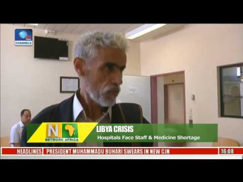 Network Africa: Hospitals Face Staff & Medicine Shortage In Libya
