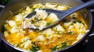 Простой Суп на каждый день от которого моя семья всегда довольна!