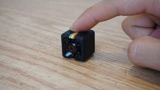ehomful SQ11 Mini DV HD Sports Camera Review