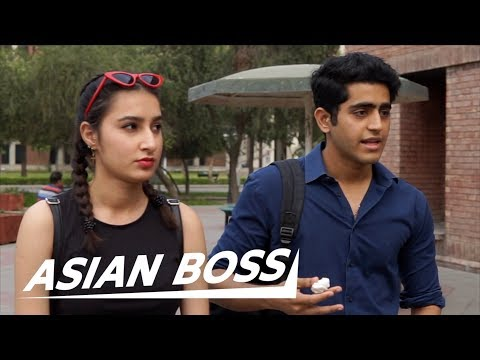 What Pakistanis Think Of Kashmir Attack & India [Street Interview] | ASIAN BOSS