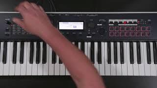 Крос 2 ручних відео-Частина 2: Вибір і відтворення звуків
