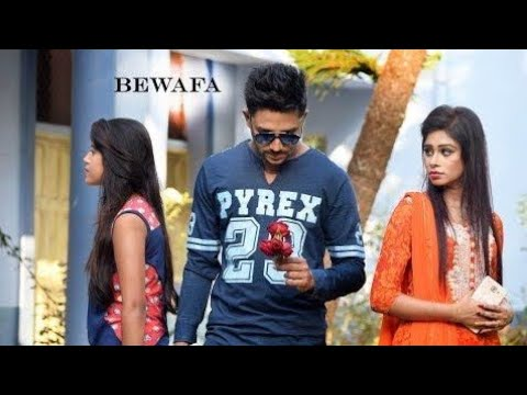Bewafa Hai Tu| Heart Touching Love Story 2018| Latest Hindi New Song | By ...
