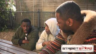 Street Starz TV - Marvell talks Greatness EP