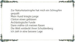 Laing - Die Nachrichten Lyrics