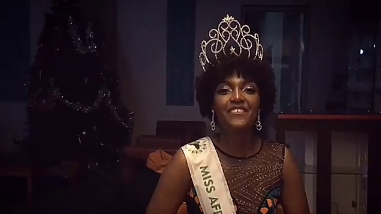 Miss Congo Is Crowned Miss Africa 2018 Calabar