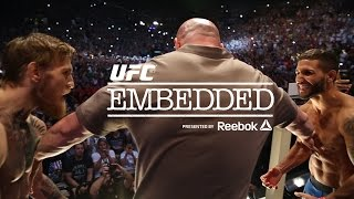 UFC 189 Embedded: Vlog Series - Episode 9