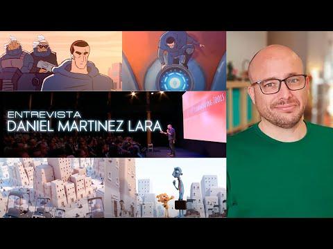 """GRABACIÓN..ESPECIAL: IX Encuentros Usuarios Blender con """"DANIEL MARTÍNEZ LARA""""."""
