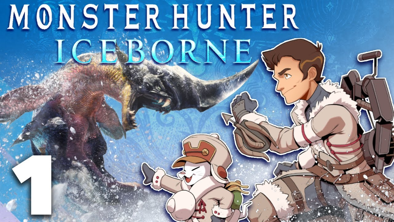 Monster Hunter World: Iceborne - #1 - Beotodus thumbnail