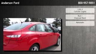 2014 Ford Focus Sedan SE Automatic Transmission Sirius Radio  - Cleveland
