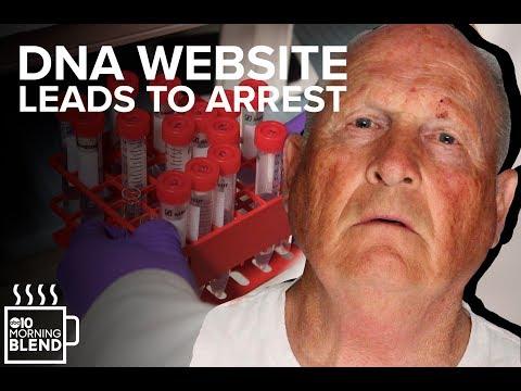 Ancestry website leads to arrest of suspected Golden State Killer