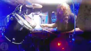 KRISIUN@Conquerors Of Armageddon-Max Kolesne-Live in Poland 2016 (Drum Cam)