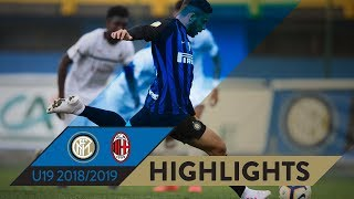 INTER 4-2 MILAN | HIGHLIGHTS PRIMAVERA | INTER U19 WIN THE #DERBYMILANO... AGAIN! 🖤💙