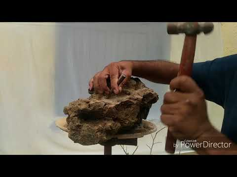 Stone carving tutorial