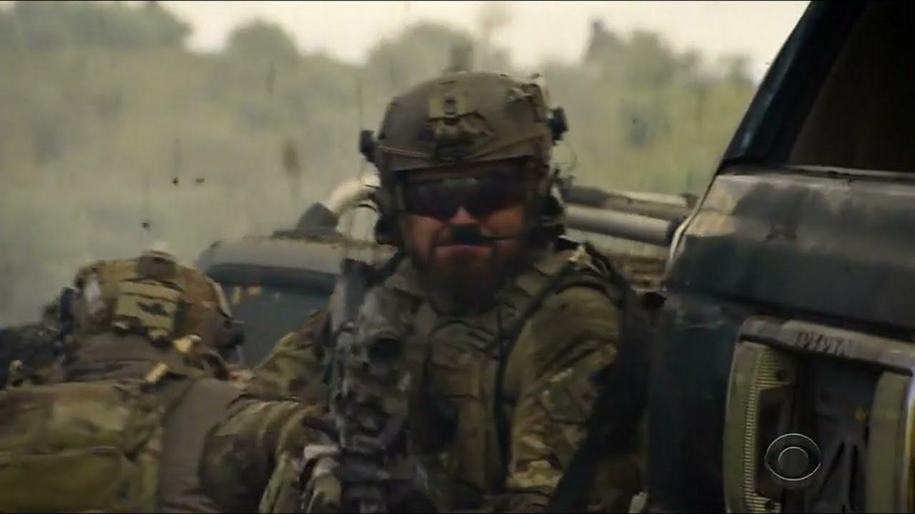 Download Seal Team CBS | Air support calls by Bravo team | Season 1-4