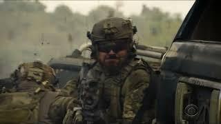Seal Team CBS  Air support calls by Bravo team  Season 1-4