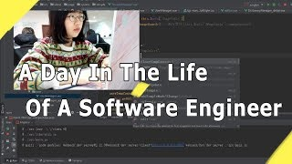 A Day In The Life Of A Software Engineer In China | 一名女程序员普通的工作日一天