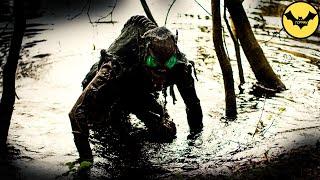 Criaturas Misteriosas en Pantanos.