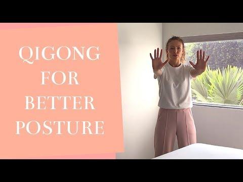 Qigong for Better Posture - Qigong Upper Body Pain Relief