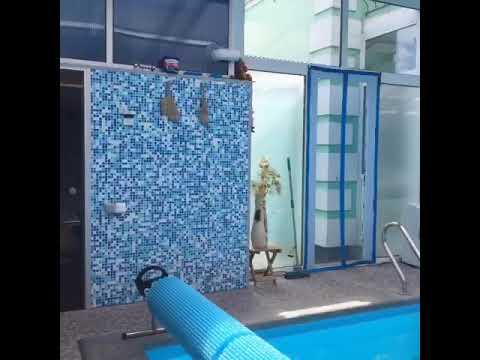 Дом\Дуплекс Ирпень центр города, ремонт,мебель,техника. Бассейн+Хамамул Киевская 10а