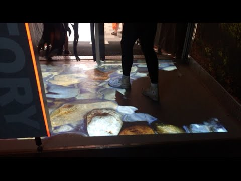 Interactive Floor - Ottawa