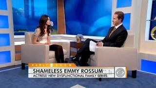 """""""Shameless"""" Emmy Rossum"""
