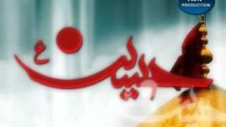 New Noha 2012 - Run ko chala hai - Hussain Ya Hussain by Ali Charania DUBAI