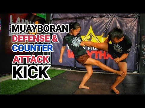Muayboran defense and