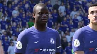 FIFA 18 Chelsea vs Brighton