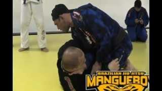 Rogerio Minotouro e Mangueboy BJJ Р(finaliza̤̣o de estrangulamento na MeiaGuarda)