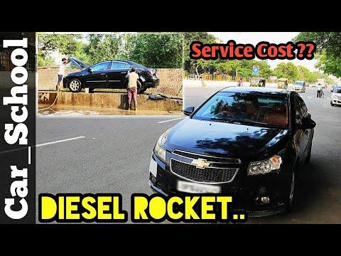Chevrolet Cruze Automatic | Mechanic Prospective | Test Drive | Honest Review | Hindi |#Car_School