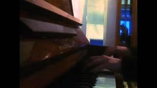 """Сериал """"Запах клубники"""" - музыка piano cover (тема 2 - отрывок) Cilek kokusu"""