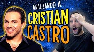 Analizando a Cristian Castro