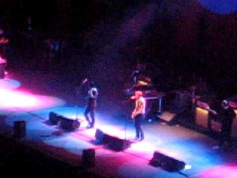 Franz Ferdinand Live @ Mexico City, National Auditorium - The Dark Of The Matinee