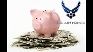 Getting Paid in the Air Force