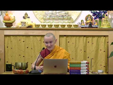 71 The Foundation of Buddhist Practice: Review of Chapter 6 12-18-20